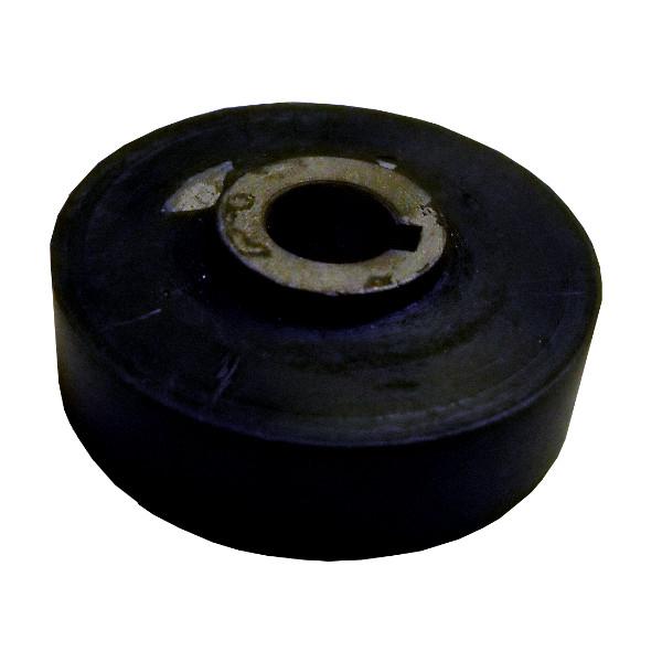 Ролик резиновый прижимной